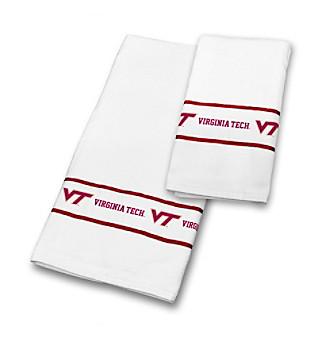 Sports Coverage® NCAA® Virginia Tech Hokies Towel Set