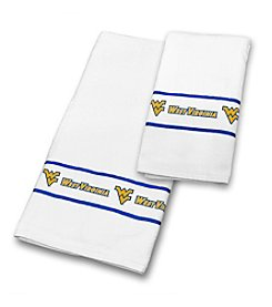 West Virginia University Sports Coverage® Towel Set *