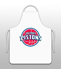 Detroit Pistons Sports Coverage® Apron *