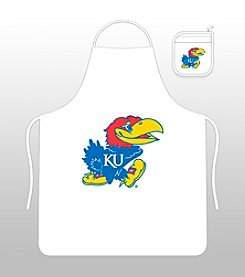 NCAA® University of Kansas Kitchen Textiles Set
