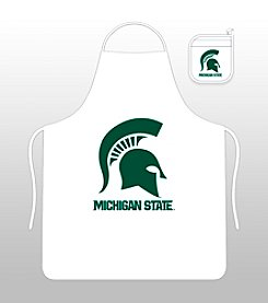 Sports Coverage NCAA® Michigan State Spartans Kitchen Textiles Set