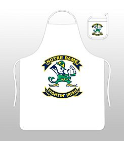 NCAA® University of Notre Dame Kitchen Textiles Set