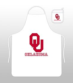 NCAA® University of Oklahoma Kitchen Textiles Set