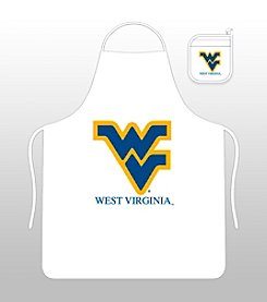 NCAA® West Virginia University Kitchen Textiles Set