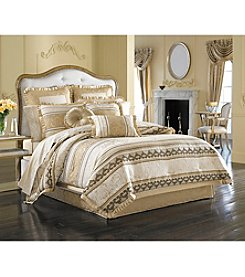 J. Queen New York Marcello Gold Bedding Collection