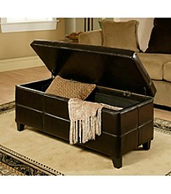 Abbyson Living® Tribeca Storage Ottoman