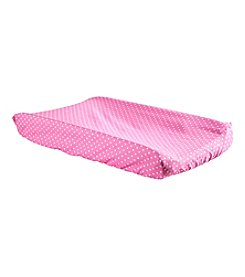 Trend Lab Lily Dot Changing Pad Cover