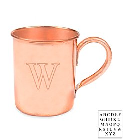 Cathy's Concepts Personalized Moscow Mule Copper Mug
