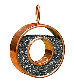 Good Directions® Fly-Thru™ Copper Bird Feeder