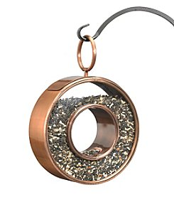 Good Directions® Fly-Thru™ Venetian Bronze Bird Feeder