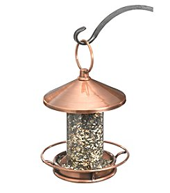 Good Directions® Classic Perch Venetian Bronze Bird Feeder