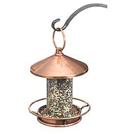 Good Directions® Classic Perch Venetian Bronze Bird Feeder
