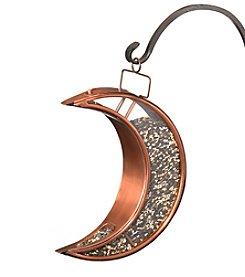 Good Directions® Crescent Moon Venetian Bronze Bird Feeder