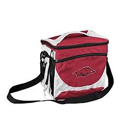 Logo Chair® NCAA® Arkansas Razorbacks 24-Can Cooler