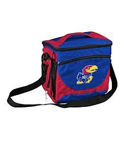 NCAA® University of Kansas 24-Can Cooler