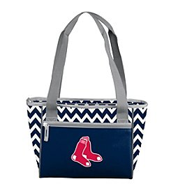 MLB® Boston Red Sox Chevron Can Cooler Tote