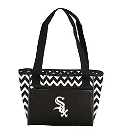 MLB® Chicago White Sox Chevron Can Cooler Tote