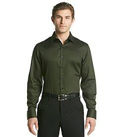 Geoffrey Beene® Men's Solid Spread Dress Shirt