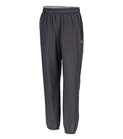 Champion® Men's Closed Bottom Jersey Pant