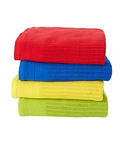 Fiesta® Supersoft Cotton Blanket