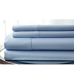 Elite Home Products Hemstitch 750-Thread Count Sheet Sets