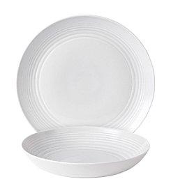 Gordon Ramsay Maze White By Royal Doulton® 2-Piece Serving Set