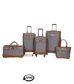Jessica Simpson Breton Luggage Collection