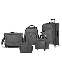 Ricardo Beverly Hills Mar Vista Graphite Luggage Collection