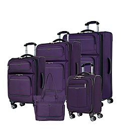 Ricardo Beverly Hills Mar Vista Purple Luggage Collection + $50 Gift Card by mail