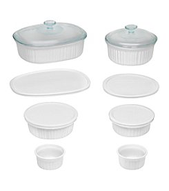 CorningWare® French White 12-pc. Mixed Bowls Bake Set