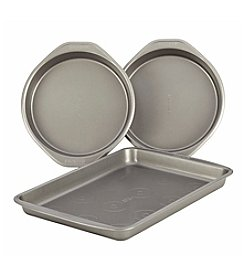 Cake Boss® 3-pc. Essentials Nonstick Cookie and Cake Pan Set