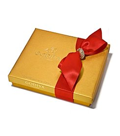 Godiva® 19-pc. Holiday Gold Ballotin