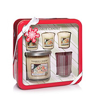 Yankee Candle® Holiday Cookie Tin Candle Gift Set