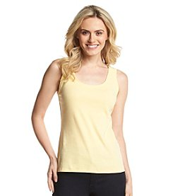 Relativity® Basic Solid Tank Top