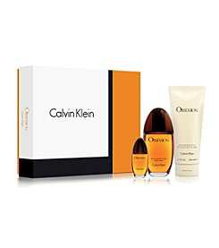 Calvin Klein OBSESSION Gift Set (A $141 Value)