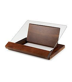 Heritage Collection by Fabio Viviani Legacy® Prodigio Acacia Cookbook or Tablet Recipe Stand