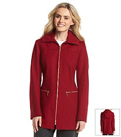 MICHAEL Michael Kors® Wool Blend Zip Front Walker