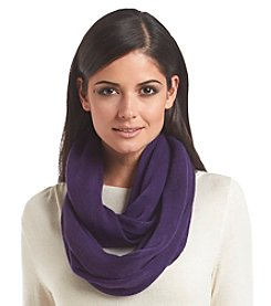 Calvin Klein Solid Acrylic Infinity Scarf