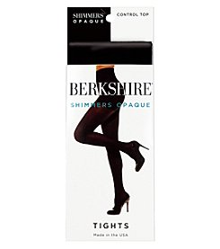 Berkshire® Shimmer Opaque Tights