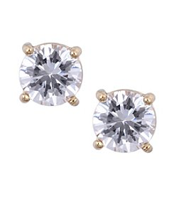 Anne Klein® Crystal Stud Earrings