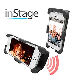 Datexx® inStage Silicone Horn-Stand Amplifier for iPhone® 5
