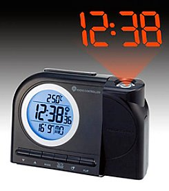 Datexx® RC Projection Clock with Motion Sensor
