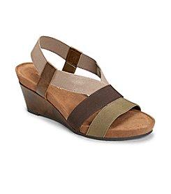 "Aerosoles® ""Light Rail"" Wedge Sandals"