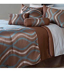 Lavish Home Galina 7-pc. Comforter Set