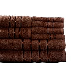 Lavish Home Egyptian Cotton Plush 8-pc. Towel Set