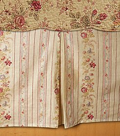 Greenland Home® Antique Rose Bed Skirt