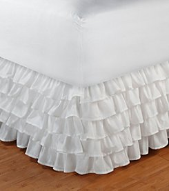 Greenland Home® Multi-Ruffle Bed Skirt