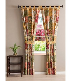 Greenland Home® Patchwork Antique Chic Window Treatment