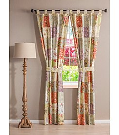 Greenland Home® Patchwork Blooming Prairie Window Treatment