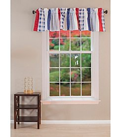 Greenland Home® Nautical Stripe Valance